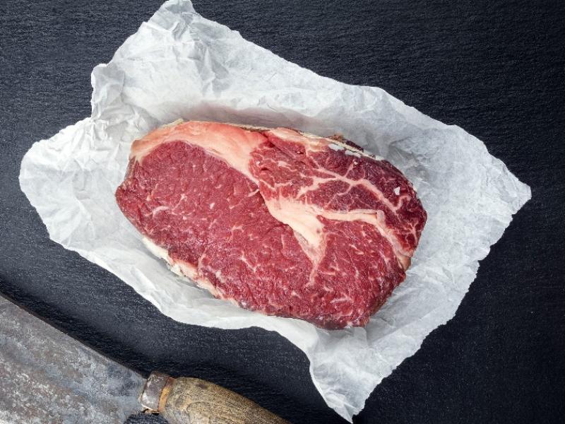 Côte de bœuf du restaurant  O bouchons, Villeneuve d'Ascq